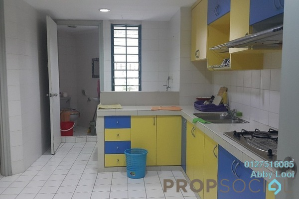Condominium For Sale in Straits View Condominium, Bandar Baru Permas Jaya Freehold fully_furnished 3R/3B 480k