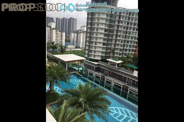 Serviced Residence For Sale in Tiara Mutiara 2, Old Klang Road Freehold Unfurnished 3R/2B 595k