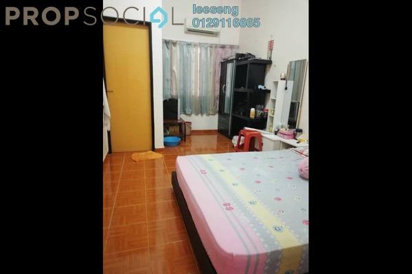 Terrace For Sale in Jenjarom, Selangor Freehold Semi Furnished 4R/3B 550k