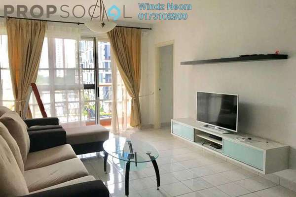 Condominium For Rent in Laman Suria, Mont Kiara Freehold Fully Furnished 3R/2B 3k