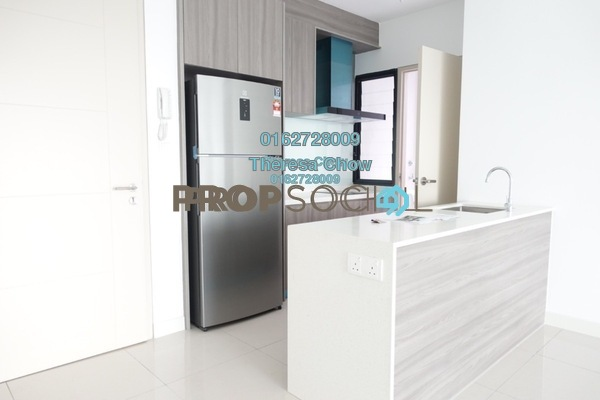 Serviced Residence For Sale in V Residence 2 @ Sunway Velocity, Cheras Freehold Semi Furnished 2R/2B 1.1m