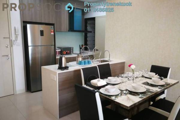 Condominium For Rent in V Residence 2 @ Sunway Velocity, Cheras Freehold Fully Furnished 2R/2B 3.8k