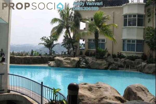 For Sale Condominium at Bayu Angkasa, Bangsar Freehold Fully Furnished 3R/3B 900k