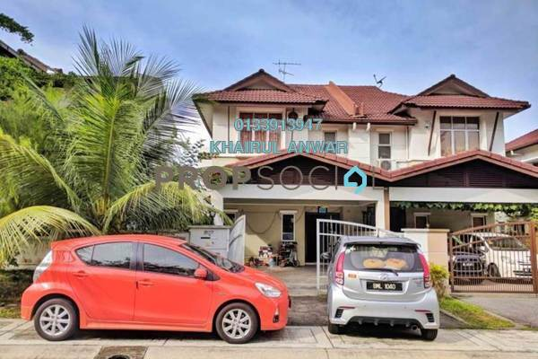 Semi-Detached For Sale in Sunway Alam Suria, Shah Alam Freehold Semi Furnished 4R/3B 748k