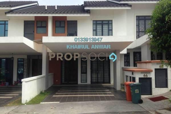Terrace For Sale in Precinct 11, Putrajaya Freehold Fully Furnished 4R/3B 960k