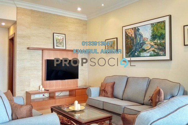 Condominium For Sale in Sri Langit, Seputeh Freehold Fully Furnished 5R/5B 2.2m