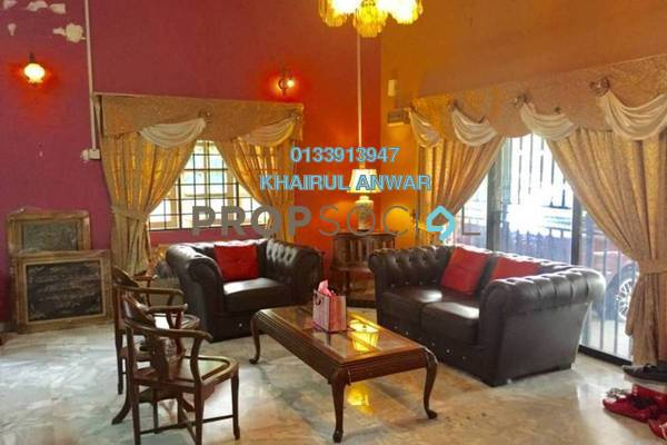 Bungalow For Sale in Taman Batu Muda, Batu Caves Freehold Semi Furnished 6R/5B 790k