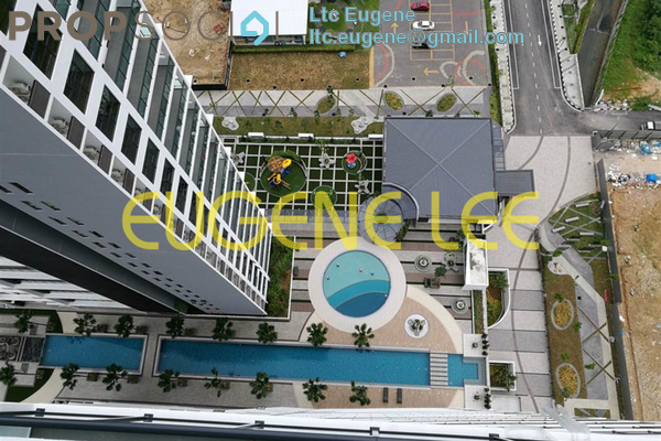 Condominium For Sale in Mira Residence, Tanjung Bungah Freehold Unfurnished 4R/4B 1.58m