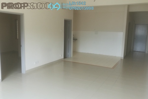 Apartment For Rent in Taman Daya, Kepong Freehold Unfurnished 3R/2B 1.1k