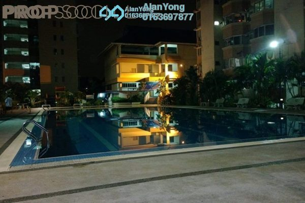 Condominium For Rent in De Tropicana, Kuchai Lama Freehold Fully Furnished 3R/2B 1.46k
