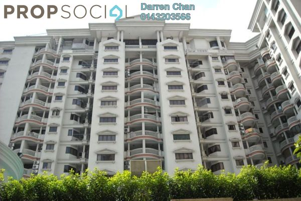 Condominium For Rent in The Forum, KLCC Freehold Fully Furnished 3R/2B 2k