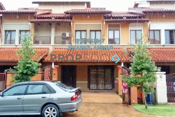 Terrace For Sale in Bukit Jelutong Timur, Bukit Jelutong Freehold Semi Furnished 4R/5B 1.1m