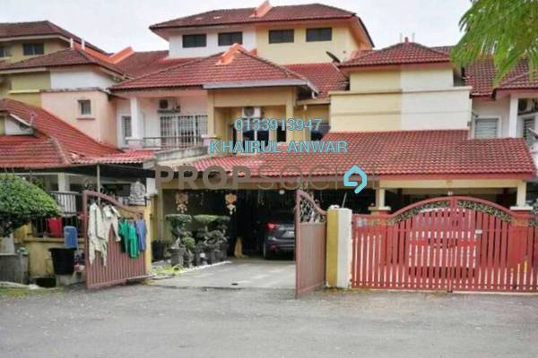 Terrace For Sale in Puchong Hartamas, Puchong Freehold Fully Furnished 4R/3B 800k