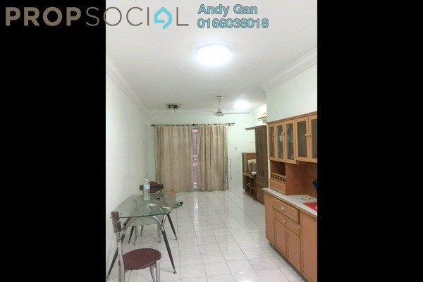Apartment For Rent in Vista Magna, Kepong Freehold Semi Furnished 3R/2B 1.35k