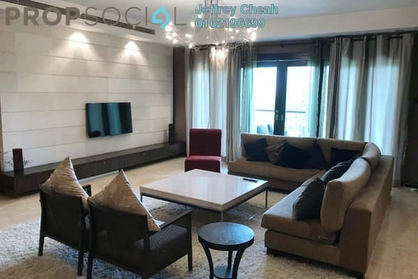 Condominium For Sale in Sutera Bukit Tunku, Kenny Hills Freehold Fully Furnished 5R/5B 2.1m