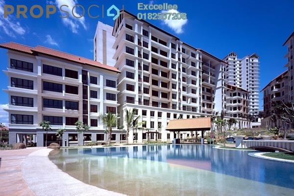 Condominium For Rent in Surian Condominiums, Mutiara Damansara Freehold Fully Furnished 3R/2B 4k