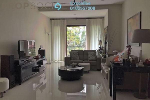 Condominium For Sale in Surian Condominiums, Mutiara Damansara Leasehold Fully Furnished 3R/2B 1.55m