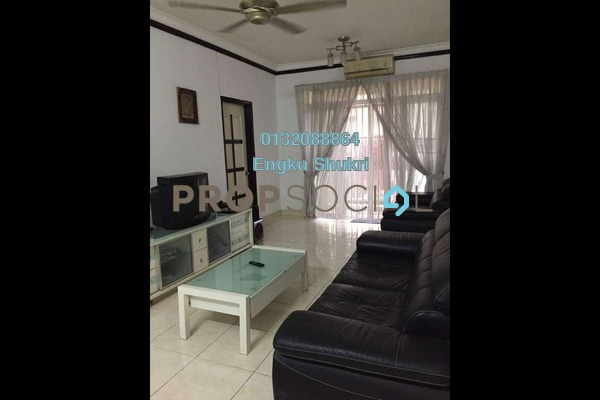 Condominium For Rent in Platinum Hill PV3, Setapak Freehold Fully Furnished 4R/2B 1.6k