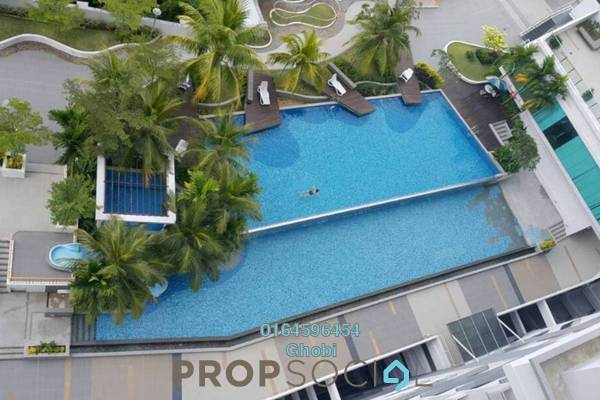 Condominium For Sale in Island Resort, Batu Ferringhi Freehold Fully Furnished 3R/2B 1.05m