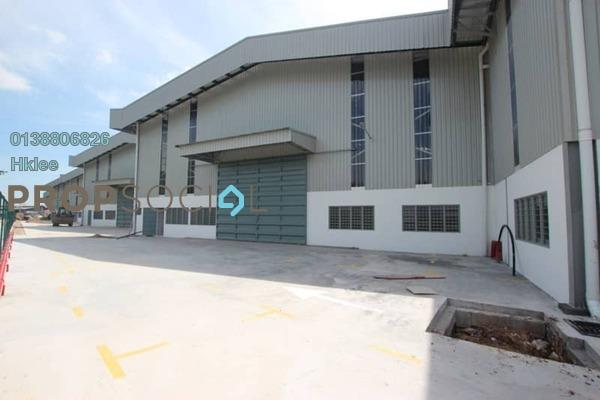 Factory For Rent in Taman Perindustrian Subang, UEP Subang Jaya Freehold Semi Furnished 0R/0B 17.7k