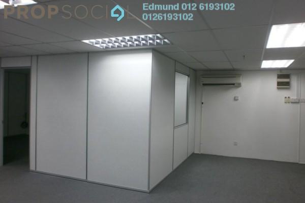 Office For Rent in Kelana Square, Kelana Jaya Freehold Semi Furnished 0R/0B 2.1k