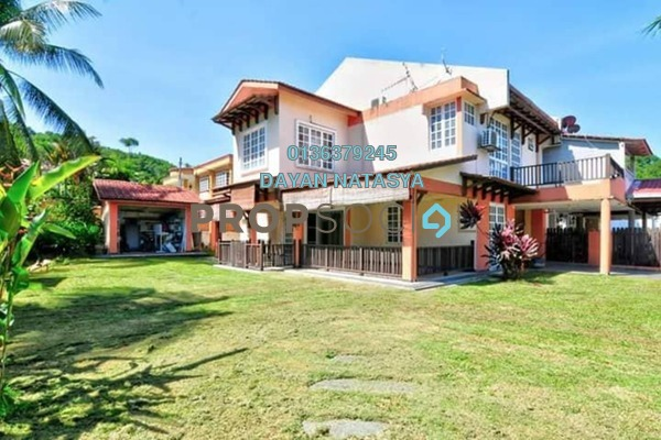 Terrace For Sale in Taman Bukit Mewah, Bukit Antarabangsa Freehold Semi Furnished 5R/3B 1.7m