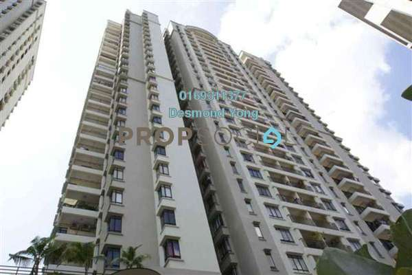 Condominium For Rent in Rivercity, Sentul Freehold Fully Furnished 3R/2B 2.5k
