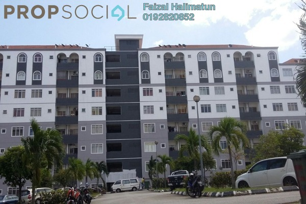 Apartment For Sale in Desa Palma, Putra Nilai Freehold Unfurnished 3R/2B 200k