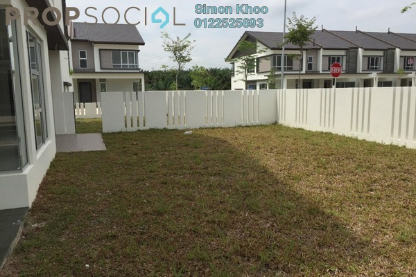 Terrace For Sale in Arahsia, Tropicana Aman Freehold Unfurnished 4R/3B 1.2m