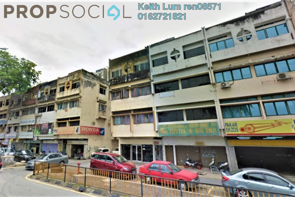 Office For Rent in Taman Maluri, Cheras Freehold Unfurnished 2R/1B 1.8k