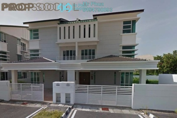 Semi-Detached For Sale in Minden Heights, Gelugor Freehold Unfurnished 6R/6B 3.1m