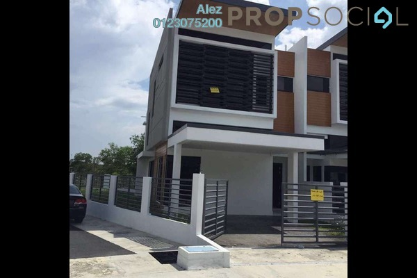 Terrace For Rent in TTDI Grove, Kajang Freehold Unfurnished 4R/4B 2k