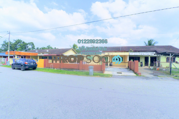 Semi-Detached For Sale in Taman Kemawan, Segamat Freehold Unfurnished 3R/2B 160k