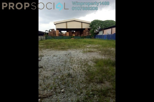 Land For Rent in Kawasan Perindustrian Pandan, Johor Bahru Freehold Unfurnished 0R/0B 4.8k