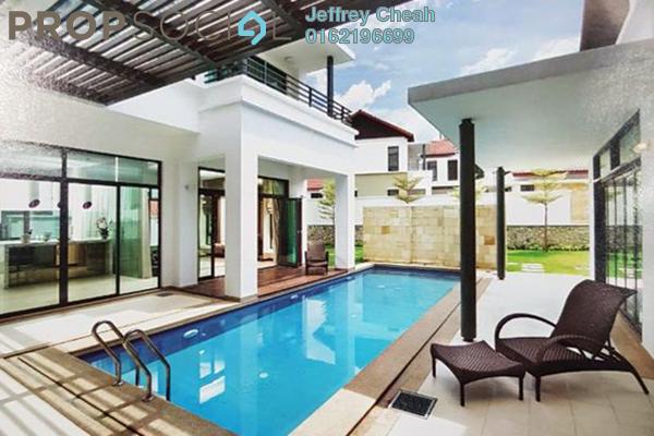 Bungalow For Rent in BayRocks, Bandar Sunway Freehold Fully Furnished 5R/5B 14k