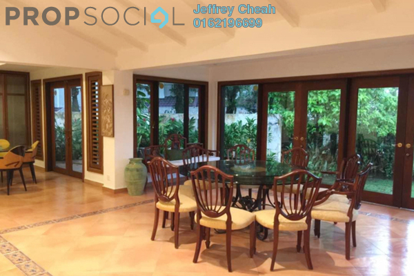 Bungalow For Rent in Bukit Pantai, Bangsar Freehold Fully Furnished 4R/4B 12k