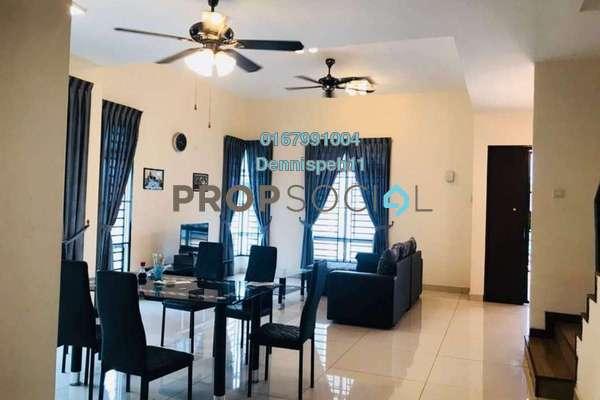 Serviced Residence For Rent in Pan Vista, Bandar Baru Permas Jaya Freehold Fully Furnished 3R/2B 1.6k