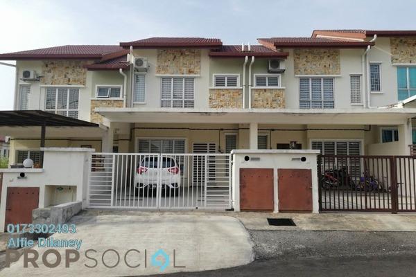 Terrace For Rent in Taman Universiti, Bangi Freehold Fully Furnished 4R/4B 1.9k