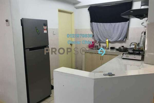 For Rent Condominium at Warisan Cityview, Cheras Freehold Fully Furnished 3R/2B 2.2k