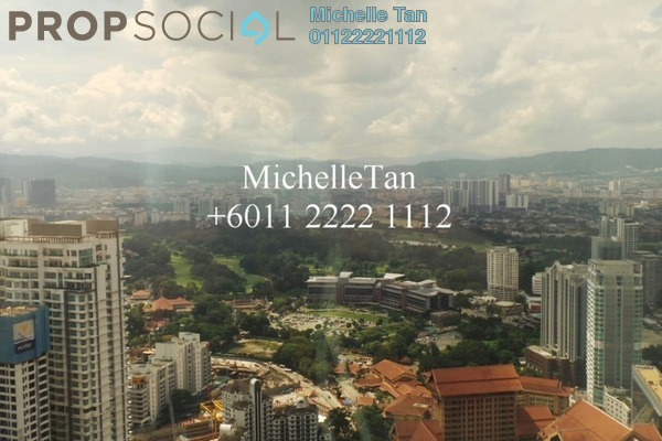 Serviced Residence For Rent in Banyan Tree, KLCC Freehold Fully Furnished 1R/2B 8k
