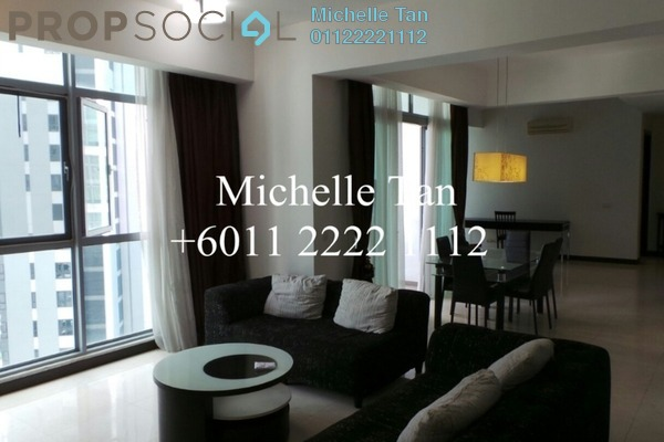 Condominium For Sale in Hampshire Residences, KLCC Freehold Fully Furnished 3R/3B 2m