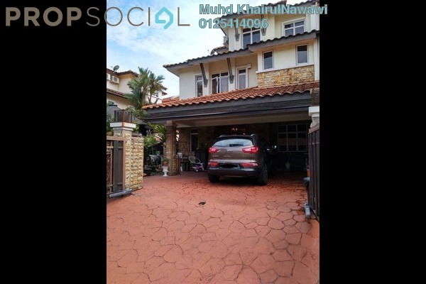 Semi-Detached For Sale in Villa Damansara, Kota Damansara Freehold Fully Furnished 7R/4B 2.7m