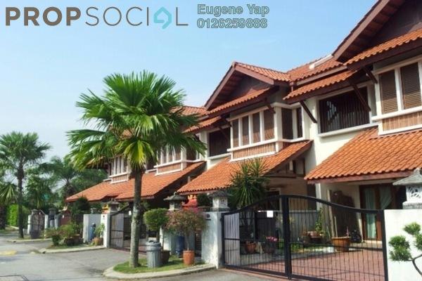 For Sale Terrace at Sunway Rahman Putra, Bukit Rahman Putra Freehold Semi Furnished 4R/5B 1.3m
