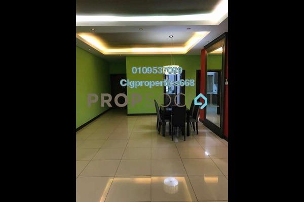 Condominium For Sale in East Lake Residence, Seri Kembangan Freehold Fully Furnished 3R/2B 550k