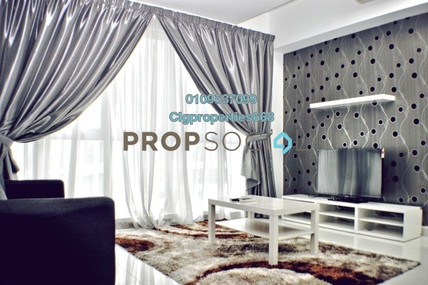 Condominium For Rent in Regalia @ Jalan Sultan Ismail, Kuala Lumpur Freehold Fully Furnished 1R/1B 2.4k
