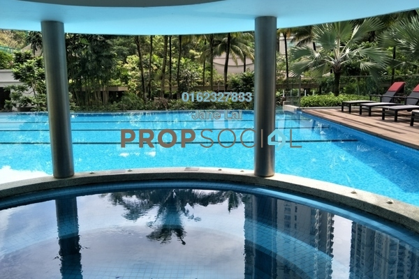 Condominium For Sale in Kiaramas Danai, Mont Kiara Freehold Semi Furnished 2R/2B 1.5m