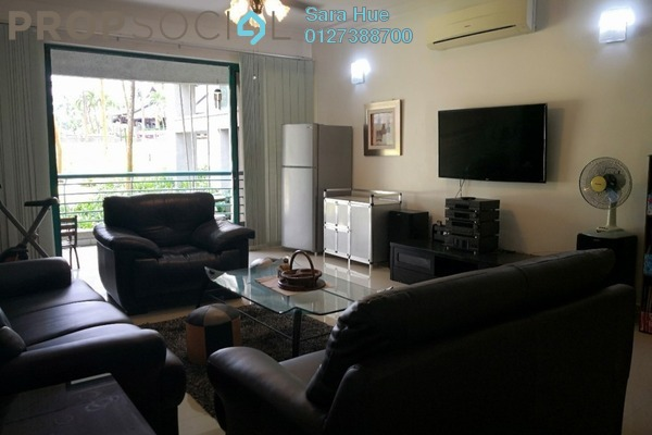 Condominium For Rent in Straits View Condominium, Bandar Baru Permas Jaya Freehold fully_furnished 3R/2B 2.5k