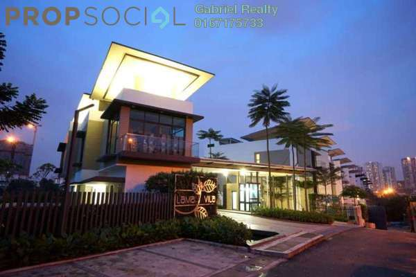Bungalow For Sale in Laman Vila, Segambut Freehold Semi Furnished 6R/7B 4m