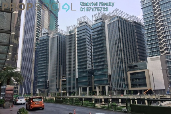 Office For Sale in KL Eco City, Mid Valley City Freehold Unfurnished 0R/0B 1.24m