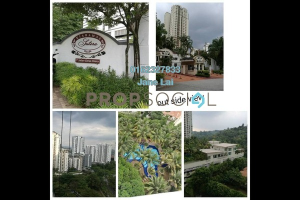 Condominium For Rent in Kiaramas Sutera, Mont Kiara Freehold Fully Furnished 3R/3B 4.5k